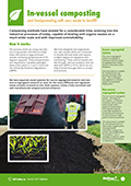 Download the In-vessel composting info sheet