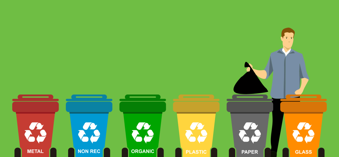 Bin roulette: what can I recycle?
